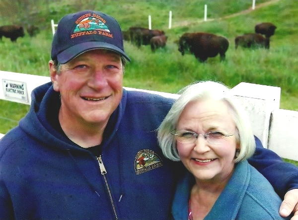 Sunset Ridge Buffalo Farm Jack & Sandy Pleasant